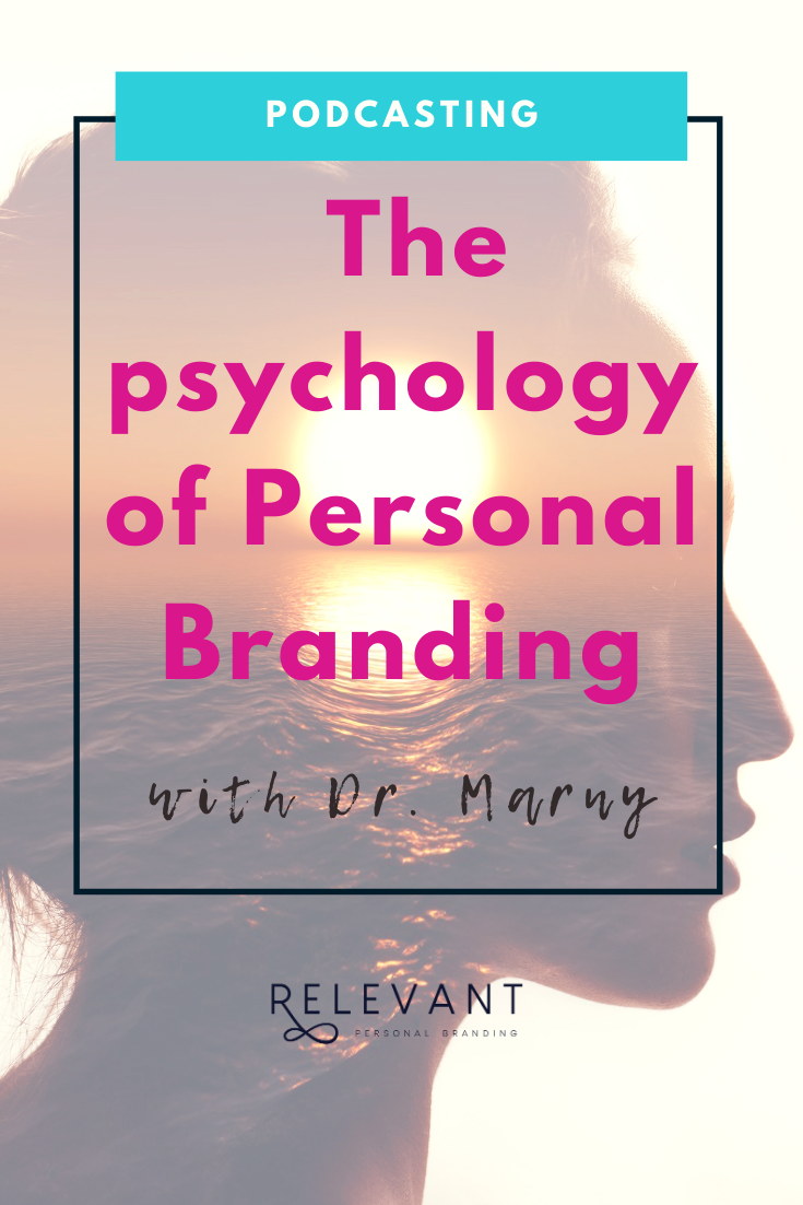 The psychology of personal brand
