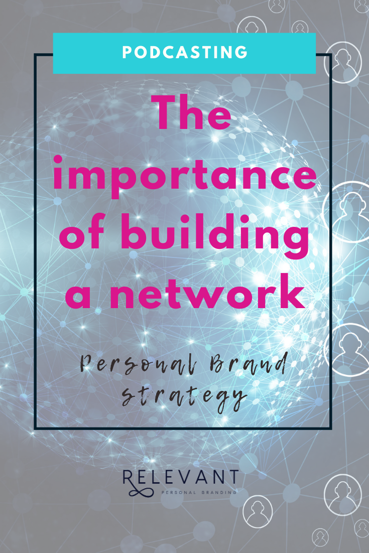 Building your network