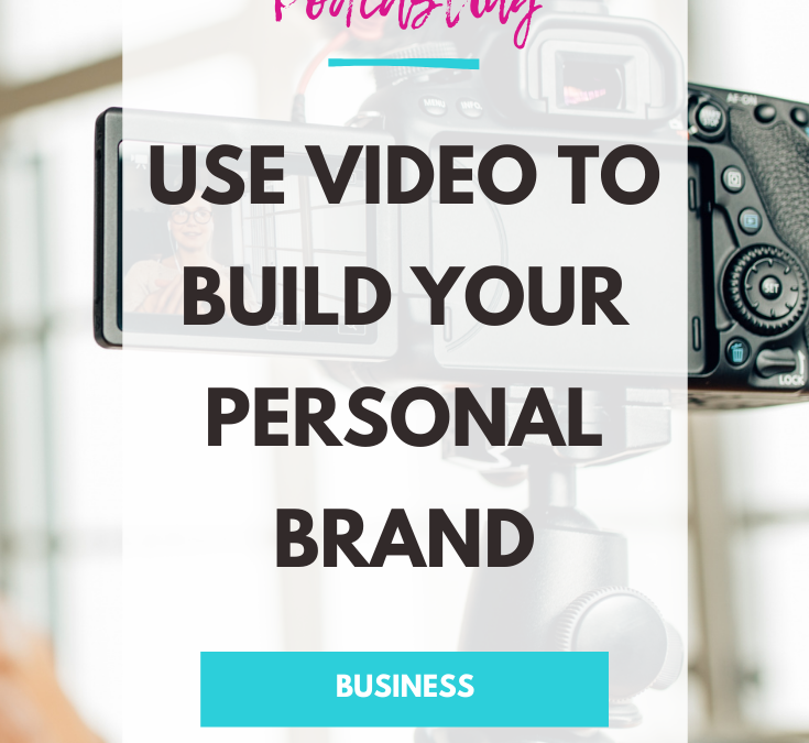 Going 360 on your Personal Brand using Video