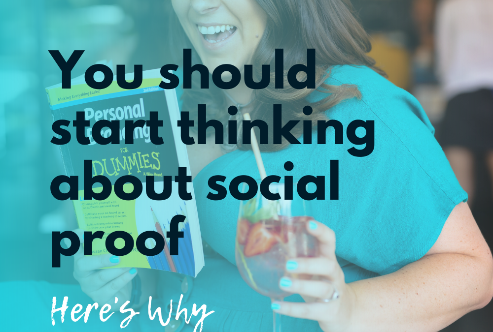 Why should you start thinking about Social Proof