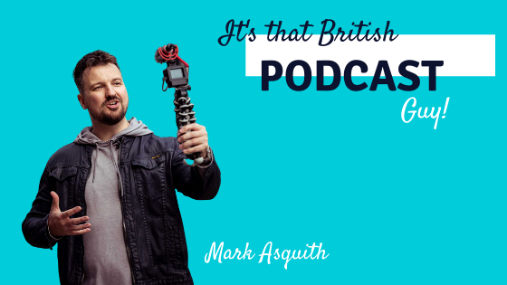 It's That British Podcast Guy