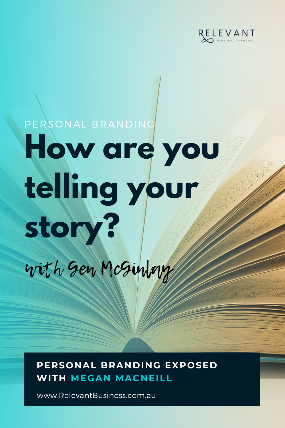How are you telling your story?