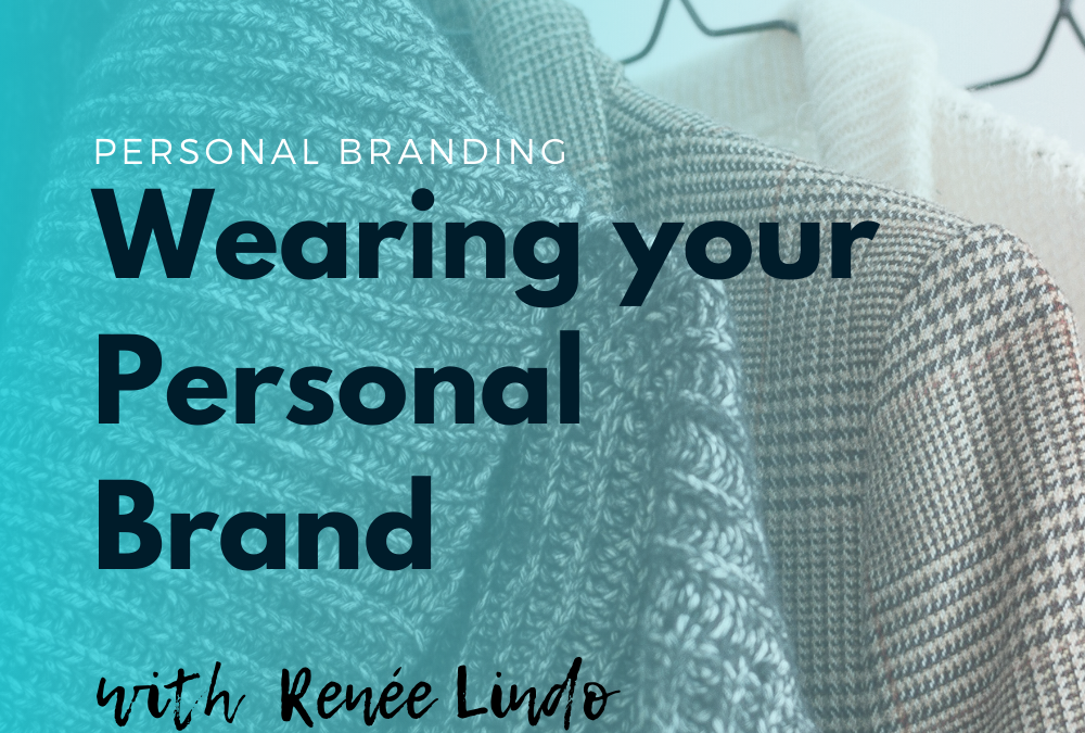 Wearing Your Brand With Renée Lindo