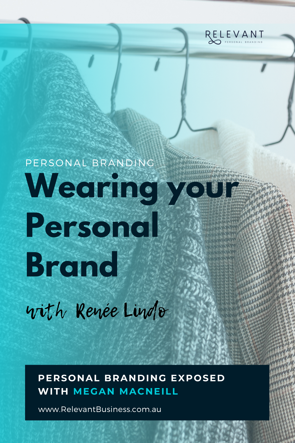 Wearing your personal brand with Renée Lindo