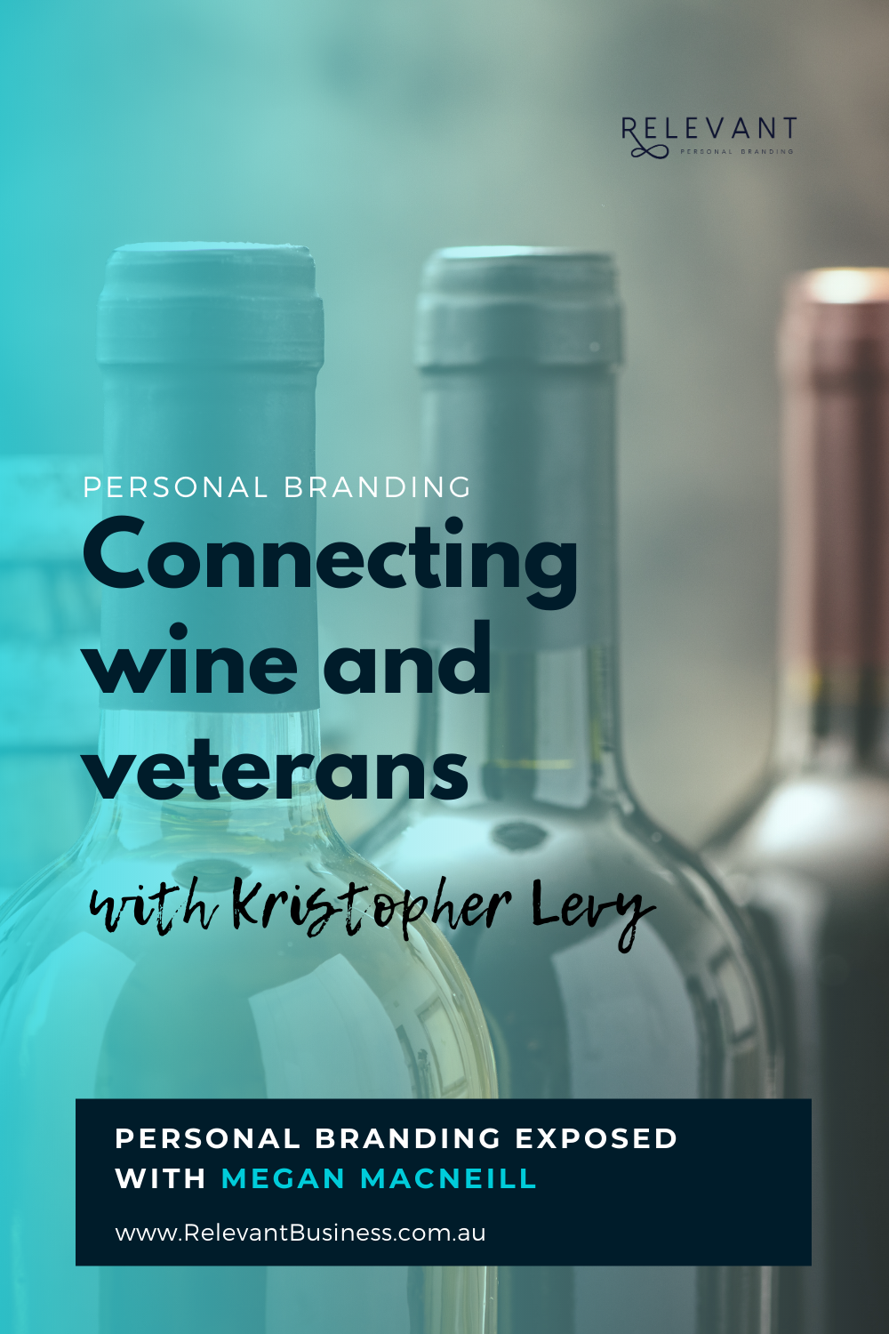 Connecting Wine and Veterans with Kris Levy